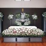 ティアナス生花祭壇例2