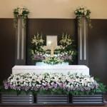 ティアナス生花祭壇例