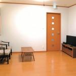 宿泊施設:洋室6.5帖