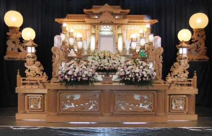 65万円プラン祭壇