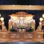 祭壇アレンジ花